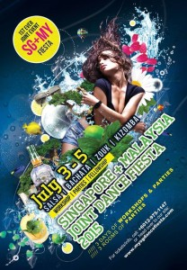 Singapore + Malaysia Joint Dance Fiesta 2015 @ e.City Hotel @ One City Jalan USJ 25/1, Subang Jaya, Selangor Darul Ehsan, 47650, Malaysia | Subang Jaya | Selangor | Malaysia