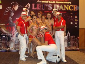 Salsa En Todos (Dance Group)
