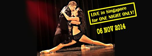 Salsa Workshops & Performance by Rodrigo y Selene (USA/Mexico)