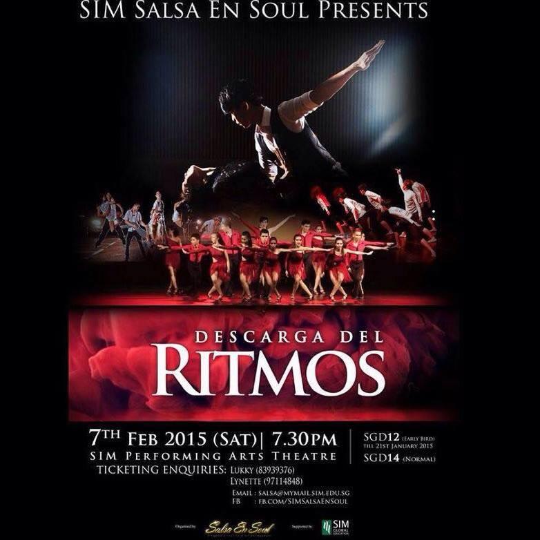Descarga Del Ritmos by SIM Salsa En Soul