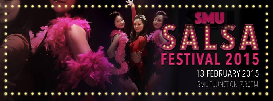 SMU Salsa Festival  via SMU Caderas Latinas