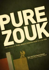 Pure Zouk @ Two Left Feet dance school
