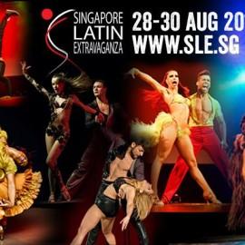 Singapore Latin Extravaganza(SLE) 28-30 Aug 2015