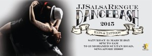 JJSalsaRengue DanceBash 2015