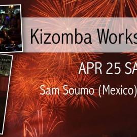 KIZOMBA Workshops & Party with Sam & Marina