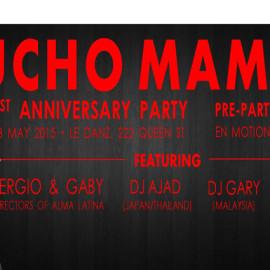 Mucho Mambo 1st Anniversary Celebration