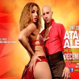 ATACA Y LA ALEMANA Bootcamp @ DWF 2015