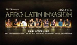 Afro-Latin Invasion @ KLDA (KUALA LUMPUR DANCERS' ASSOCIATION) WISMA OCM, JALAN HANG JEBAT, 50000 KUALA LUMPUR, MALAYSIA | Kuala Lumpur | Wilayah Persekutuan Kuala Lumpur | Malaysia
