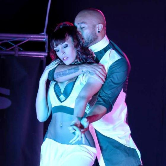 KIZOMBA Workshops with ALBIR ROJAS & SARA PANERO