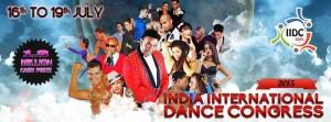 India International Dance Congress (IIDC) @ Clarks Exotica Resort Swiss Town, Hollywood Junction, Sadahalli Post, Devanahalli Road,  Bengaluru, Karnataka 562157 | Karnataka | India