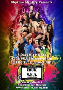ZOUK S.E.A. (SOUTH EAST ASIA) 2015 @ Blackbox Level G2-01, Block A5 Solaris Dutamas 1 Jalan Dutamas 1 50480 Kuala Lumpur | Kuala Lumpur | Wilayah Persekutuan Kuala Lumpur | Malaysia