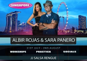 Salsa & Kizomba Social @ jjsalsarengue @ JJSalsaRengue 51 Cuppage Road #06-04 | Singapore | Singapore