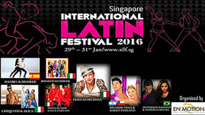Pre-Party Singapore International Latin Festival: SILF 2015 @ 8 Craig Rd, Level 1 Singapore 089668 | Singapore | Singapore