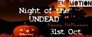 Night of the Undead @ Enmotion Dance School | Singapore | Singapore