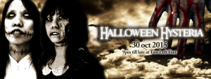 Halloween Hysteria @ Two Left feet  5B Trengganu St (3rd floor) | Singapore | Singapore