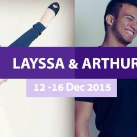 "ZoukRUSH presents ""Layssa & Arthur"" in Singapore!"
