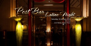 Post Bar's Latino Night @ Post Bar - The Fullerton Hotel Singapore 1 Fullerton Square, Singapore 049178 | Singapore | Singapore