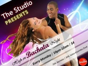 High on Bachata Night @ The Studio 112 Middle Rd, 188970 | Singapore | Singapore
