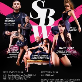 SINGAPORE BACHATA WEEKEND SBW 2016