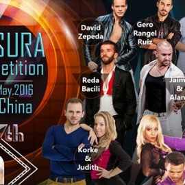 China Latin Dance Festival 30th Apr – 3rd May 2016