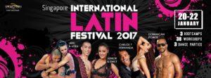 Singapore International Latin Festival: SILF 2017 @ Venue for Event - *SCAPE | Singapore | Singapore