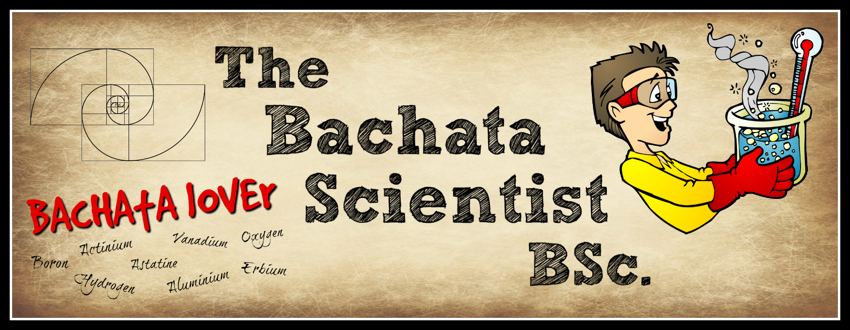 The Bachata Scientist (You Yi)
