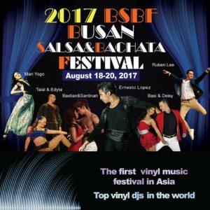 Busan Salsa&Bachata Festival @ busan | Busan | South Korea